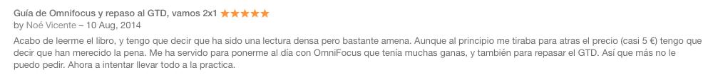 Productividad con OmniFocus 2 Review