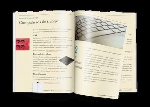 Guía gratuita de mantenimiento Mac interior
