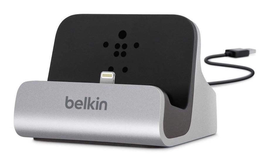 Belkin estacion de carga y sincronizacion