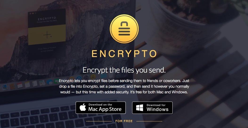 Encrypto Home