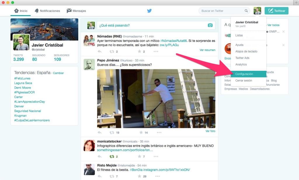 Twitter_configuracion