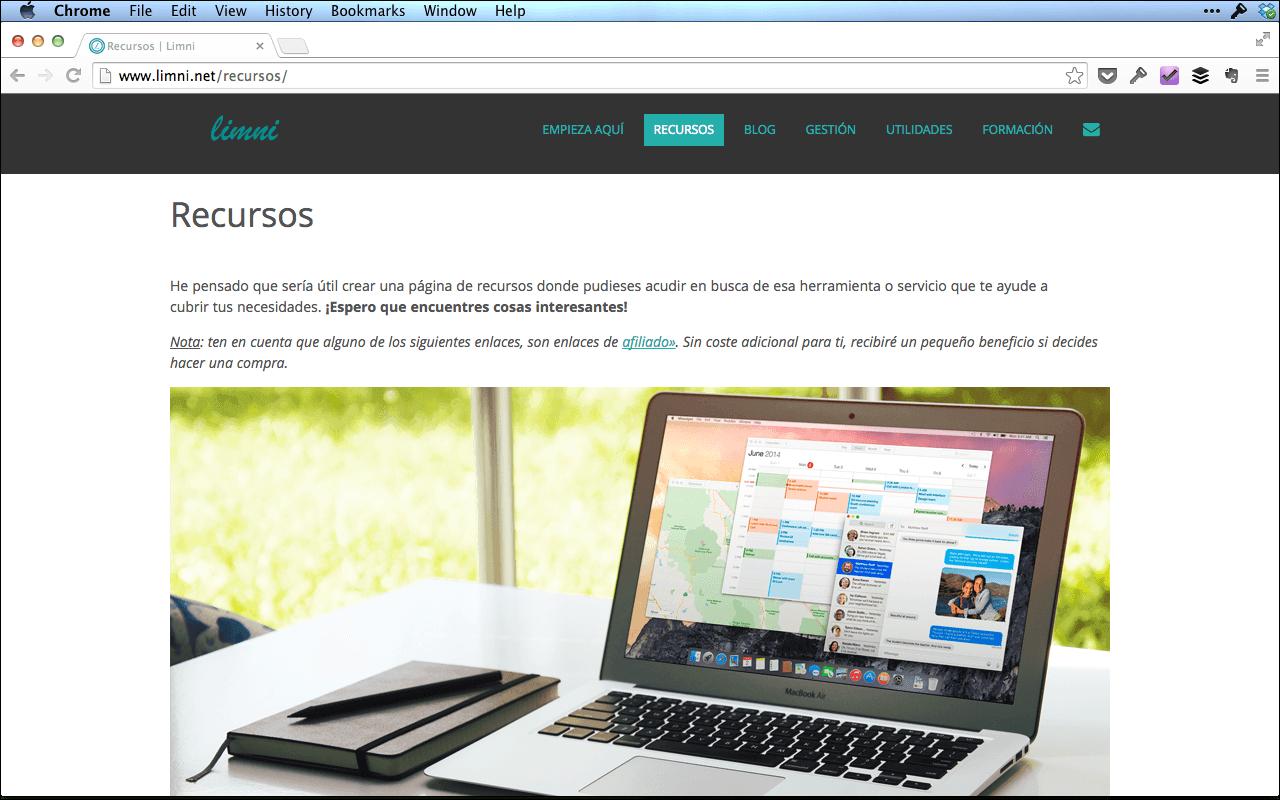Captura de pantalla completa en Mac