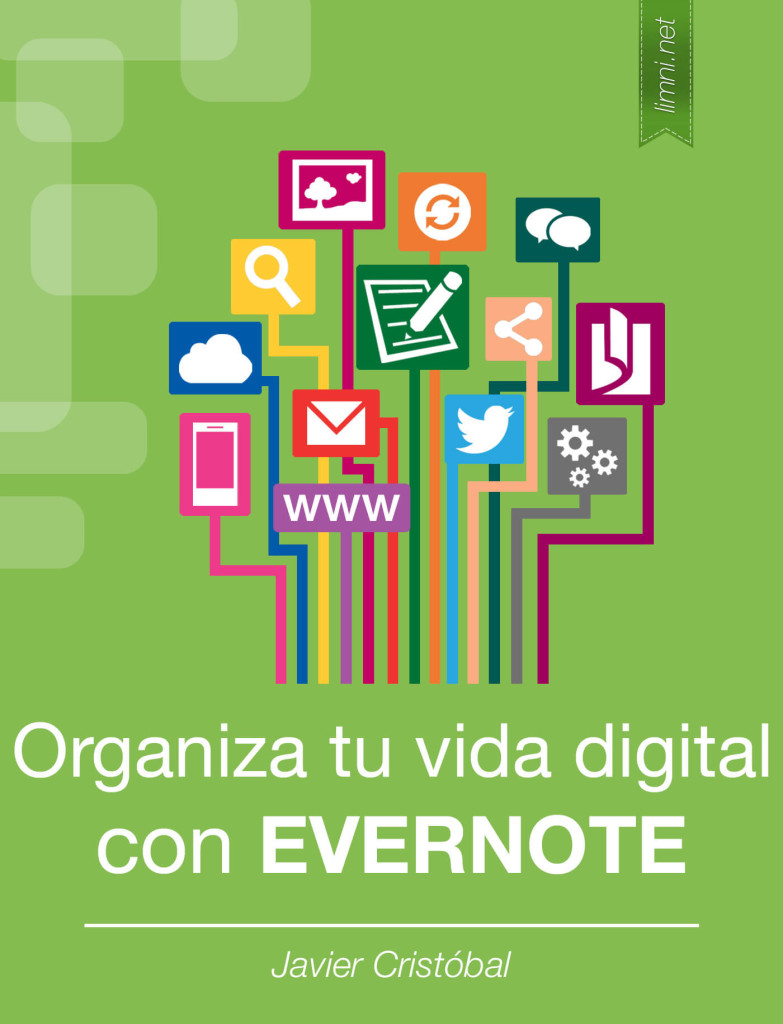 Organiza tu vida digital con Evernote cover