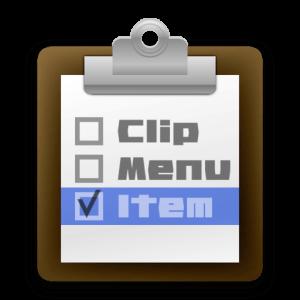 ClipMenu - logo