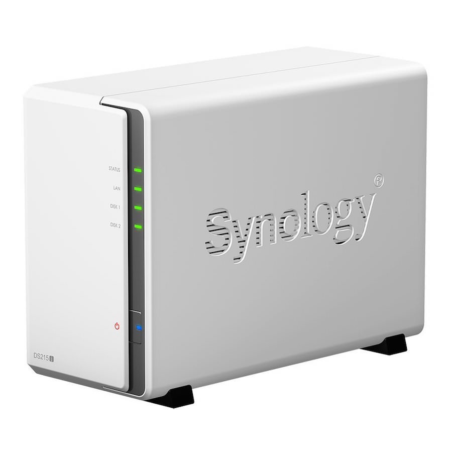 NAS Synology DS215J