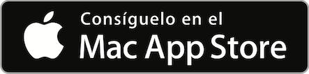 Consíguelo en el Mac App Store