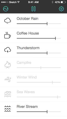 Noizio iOS
