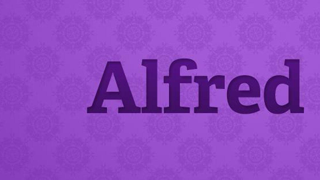 Curso-Alfred